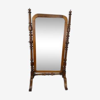 Psyché époque XIXème 92 x 180 cm
