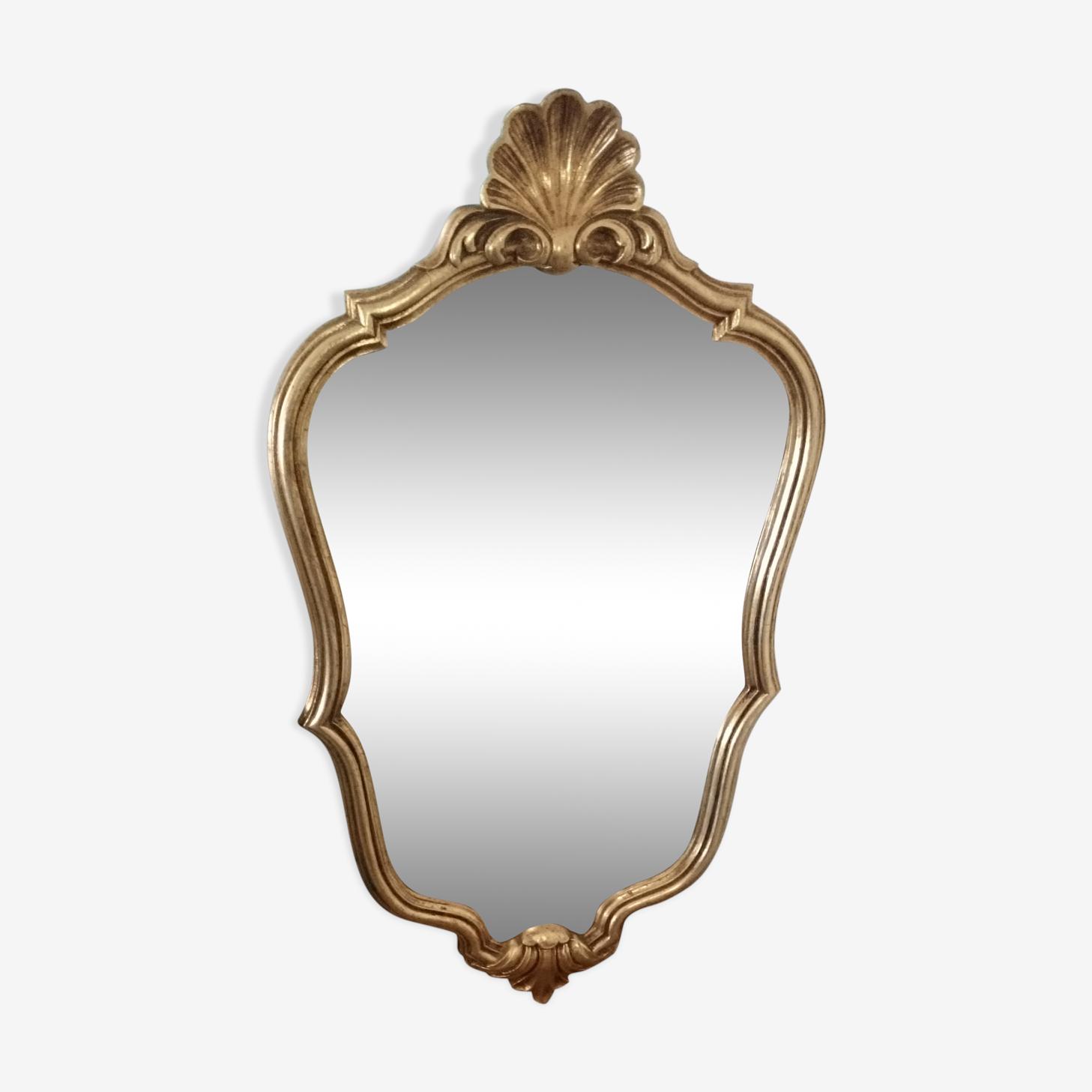 Miroir style venitien 30x57cm