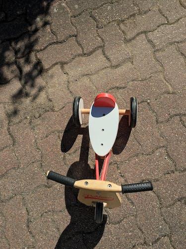 Porteur tricycle janod