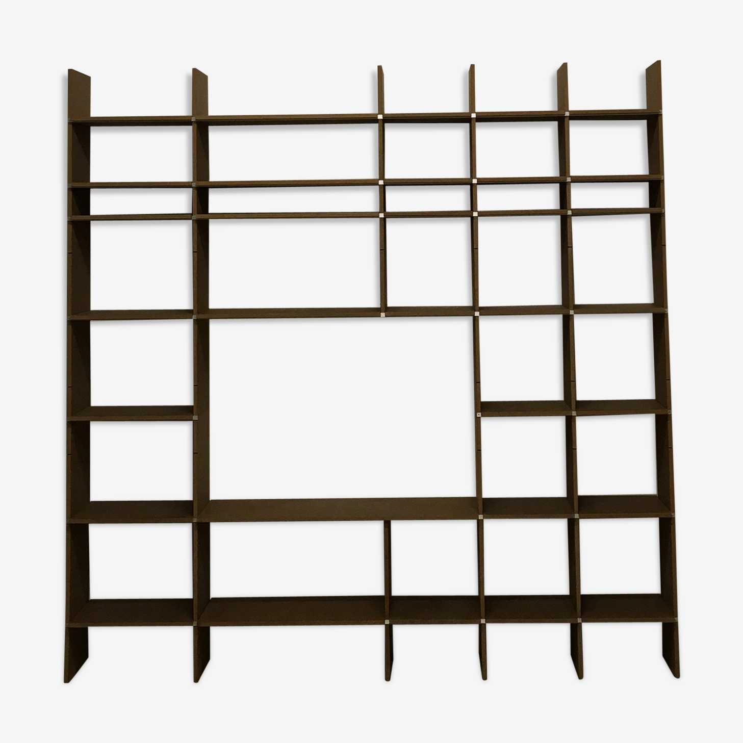 Modular shelf by Axel Kufus Moormann