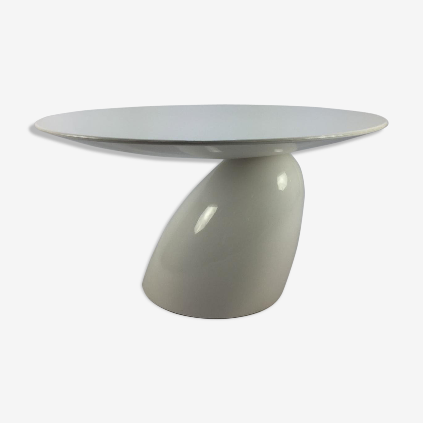 Dining table round parable by Eero Aarnio, 2004