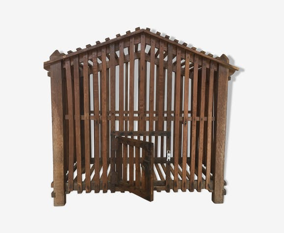 Wooden birdcage, popular art 40