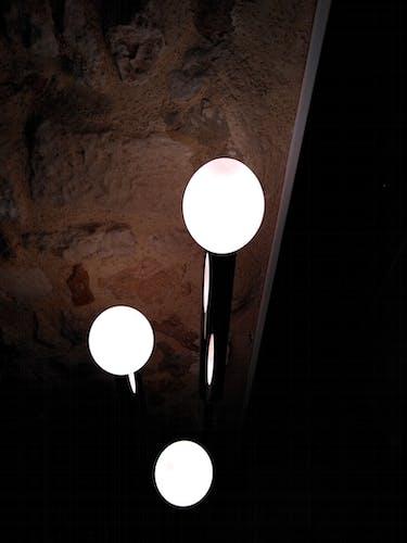 70s chrome lamppost