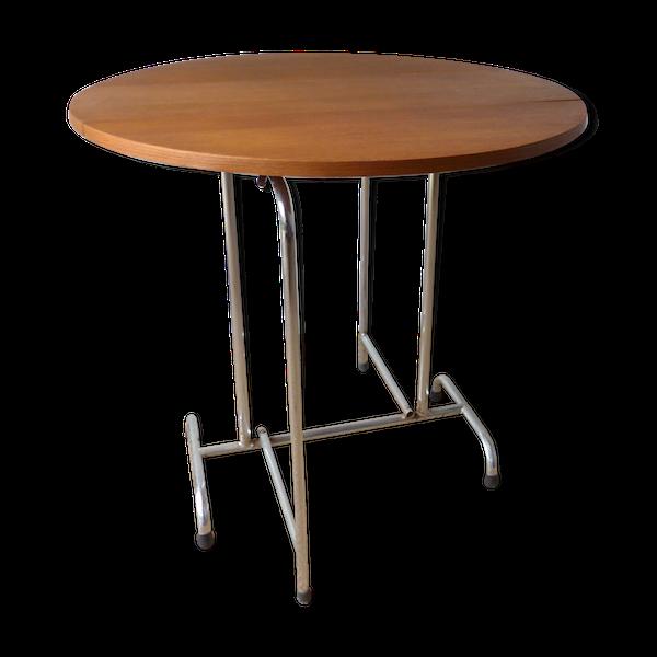 Table vintage modulable pliable