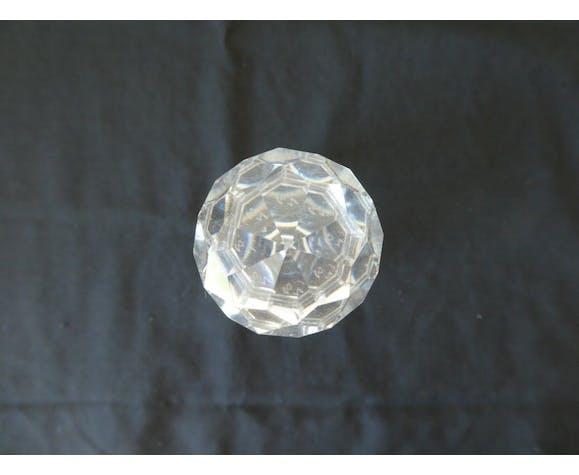 Carafe en cristal de Baccarat modèle Richelieu