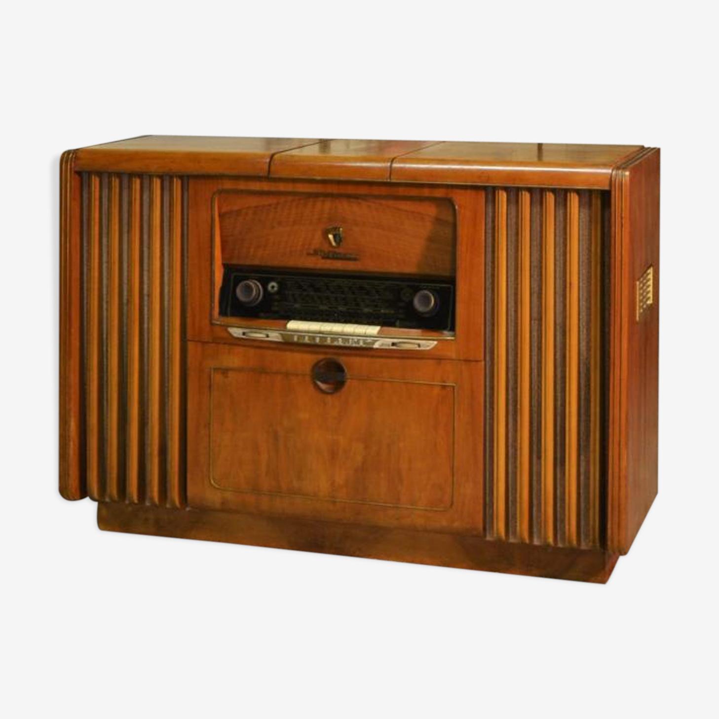 """Radio """"grundig-konzertschrank 8055 W3d"""""""