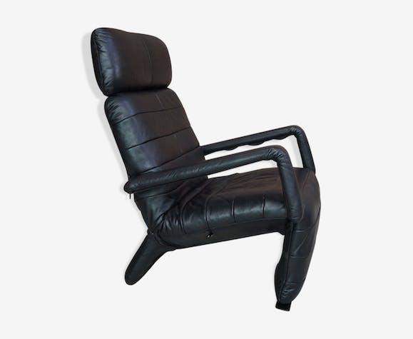 Relax Fauteuil Design.Fauteuil Relax Design En Cuir Selency
