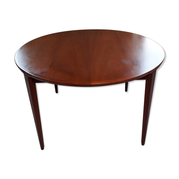 Table extensible en teck de Rosengren Hansen