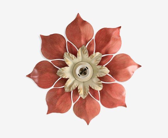 Applique fleur des années 70