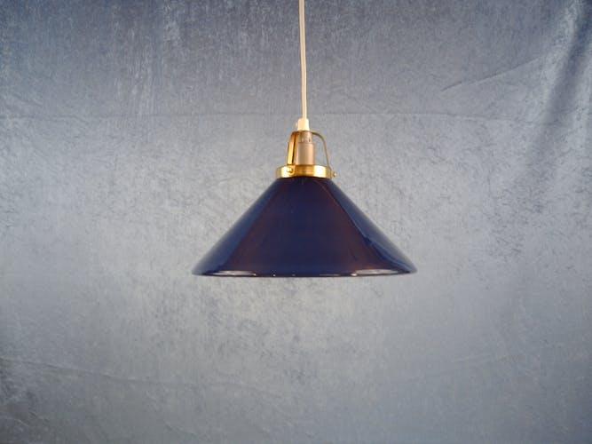 Suspension bleue