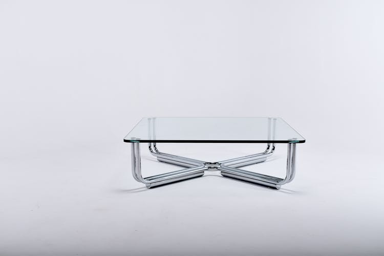 Table basse de Gianfranco Frattini pour Cassina