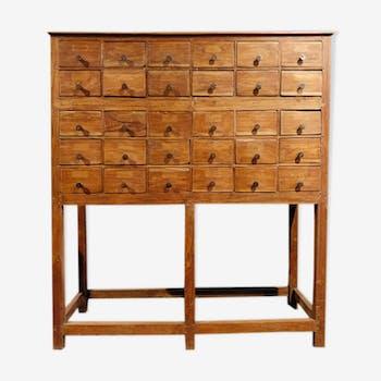 Artisan furniture with 30 drawers