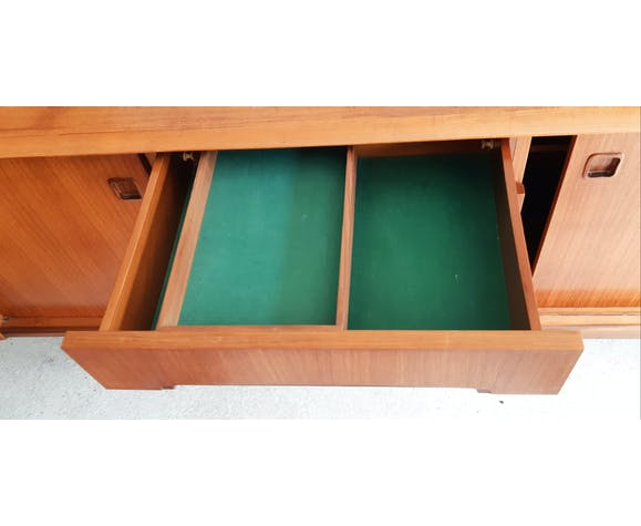 Simat 1960 teak sideboard