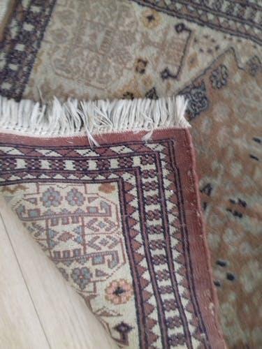 Tapis persan en laine 62x115cm