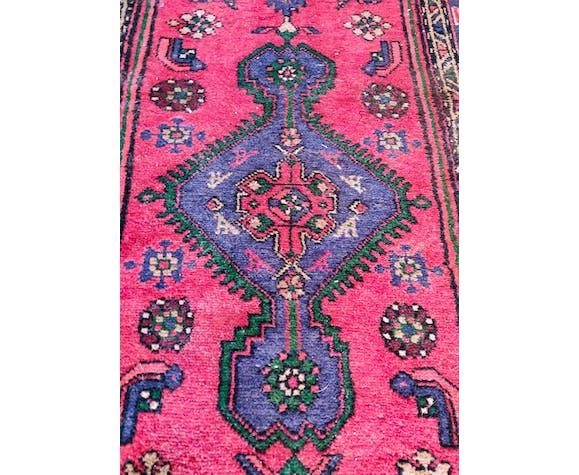 Tapis  en laine fait main Maroc 215 cm x 120 cm