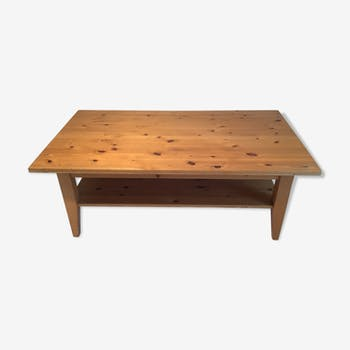 FIR coffee table