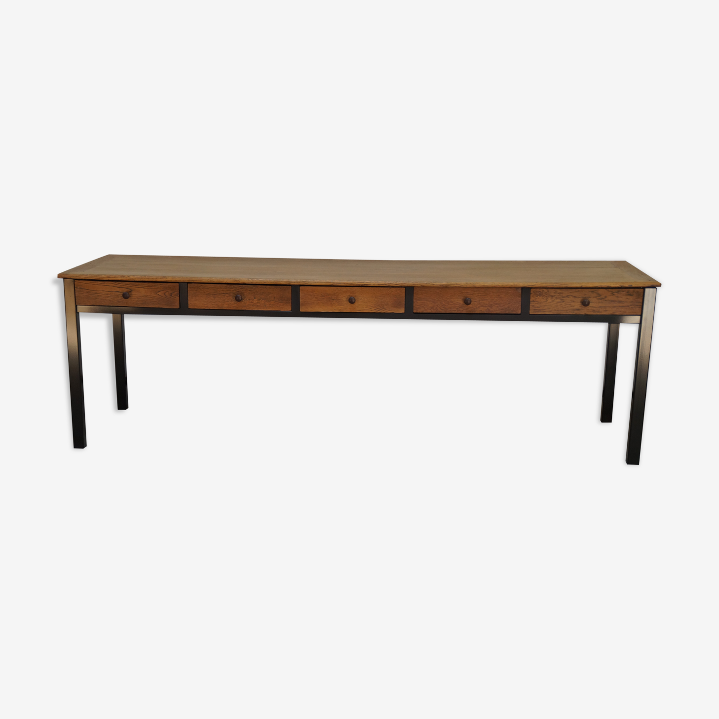 Ancienne table de communauté XIXième revisitée