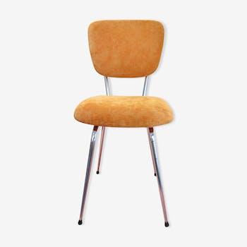 Chaise vintage retapissée