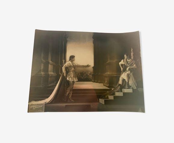 Photographie Jean Marais Harcourt