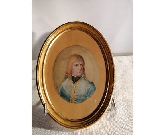 Portrait Napoleon 1er