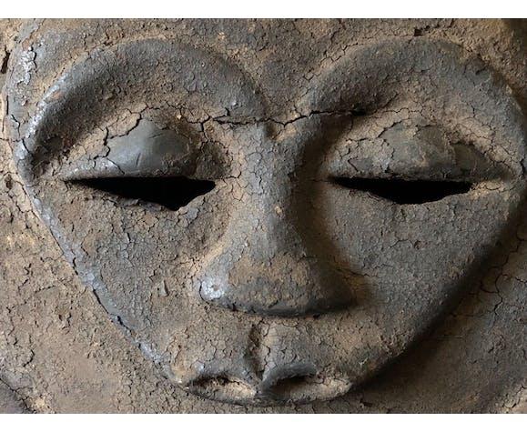 Masque Ibibio eket Nigéria Afrique