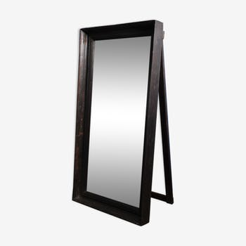 Miroirs vintage et anciens d 39 occasion - Miroir een poser sur tafel ...