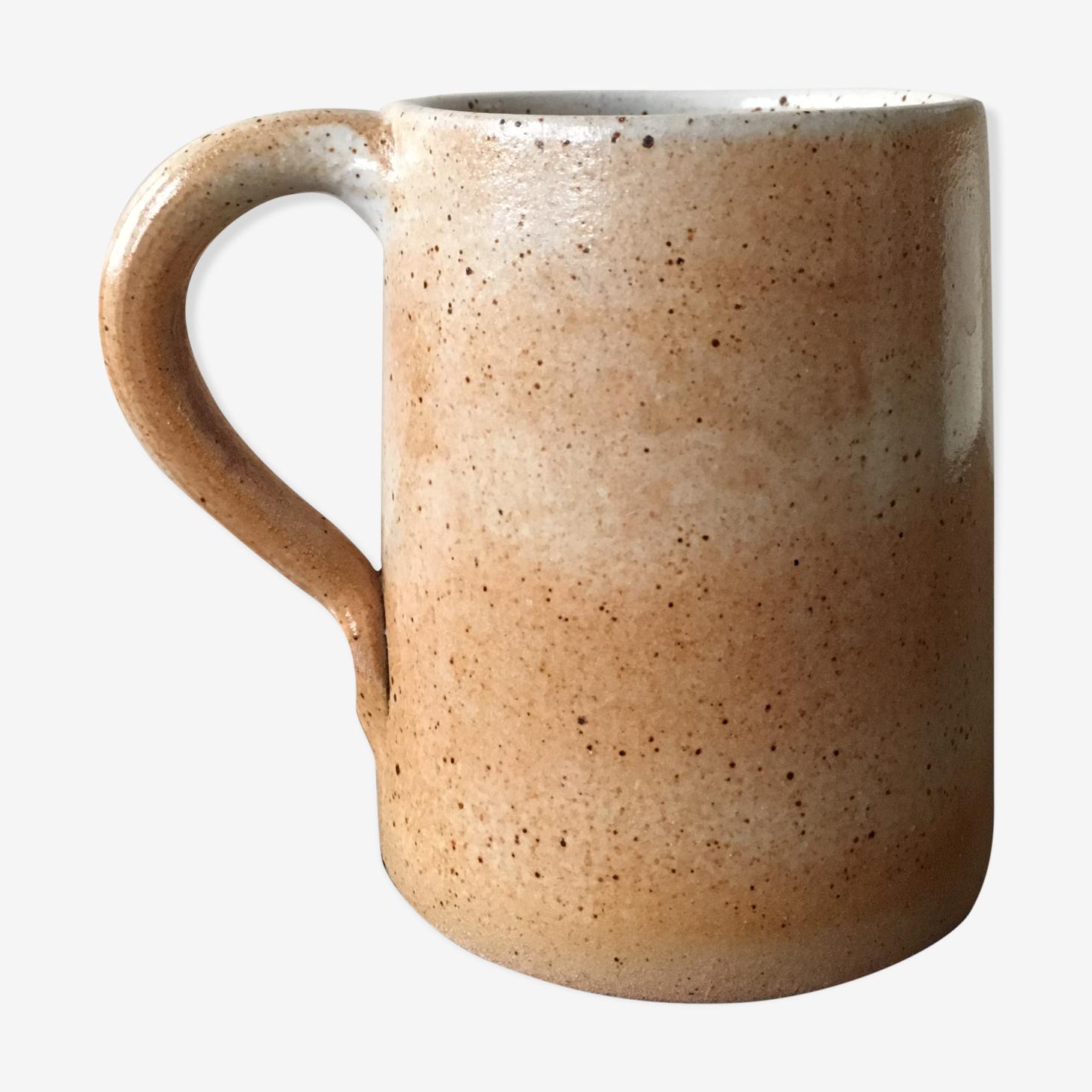 Tasse chope ou mug en grès du Marais