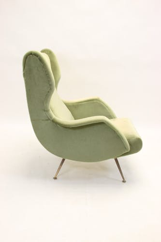 Italian armchair style 60