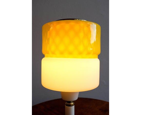 Lampe de Drukov Tchécoslovaquie, années 1970