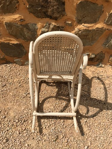 Rocking chair d'enfant