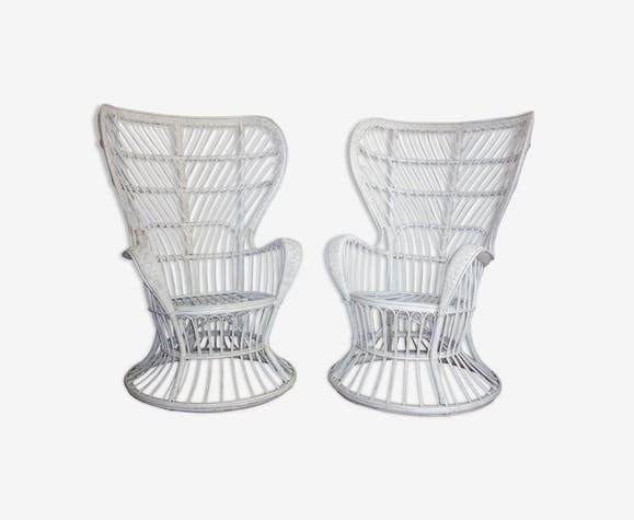 Pair of armchairs of Gio Ponti & Lio Carminati for Bonacina 50s