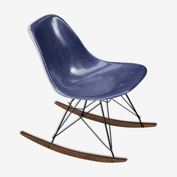 Rocking rar Eames vintage Herman Miller Original 1970