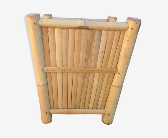 Cache pot en bambou