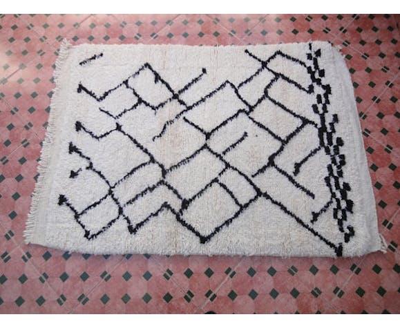 Beni carpet ouarin 146 x 102 cm