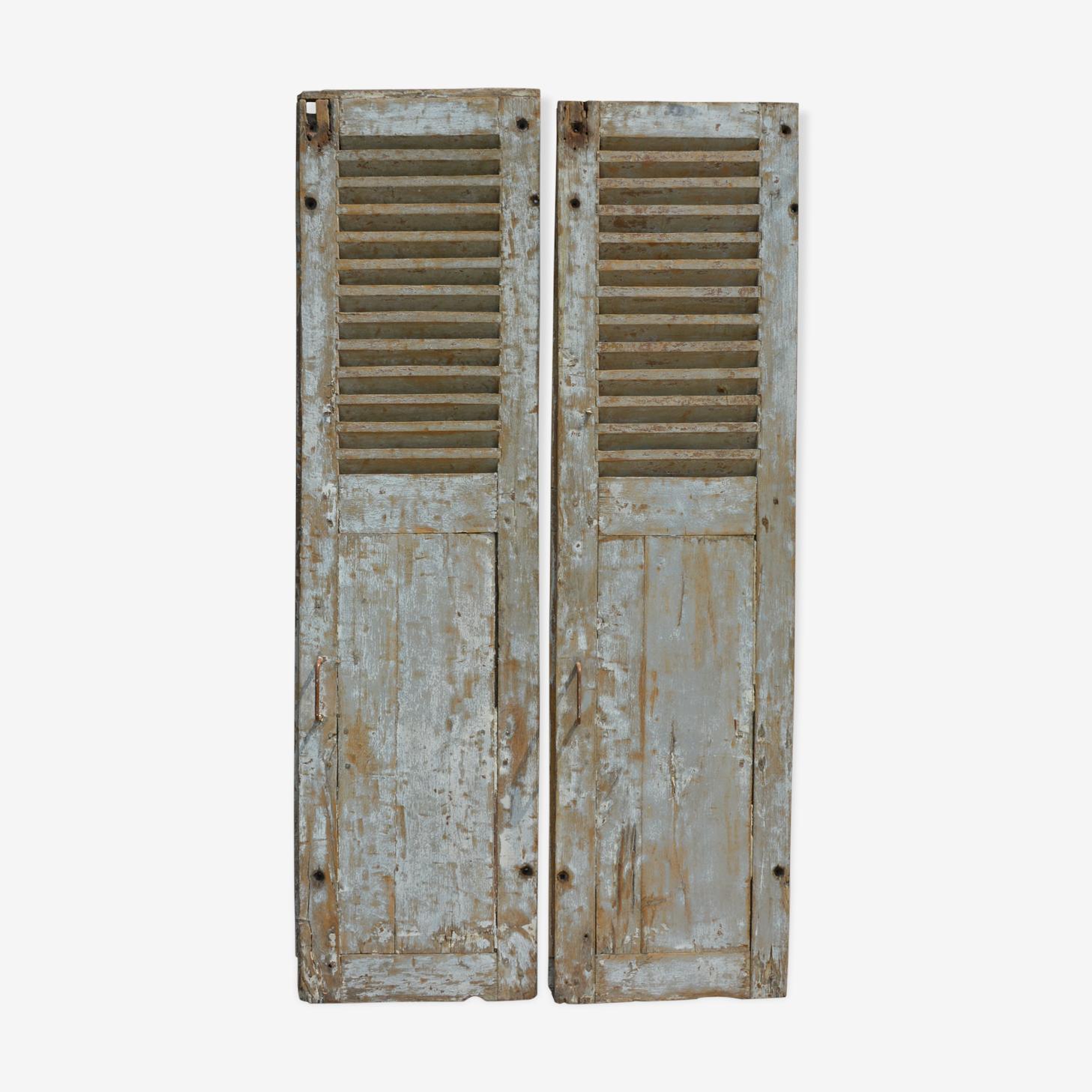 Fronton Vintage DOccasion  Porte Ancienne