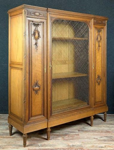 Louis XVI bookcase
