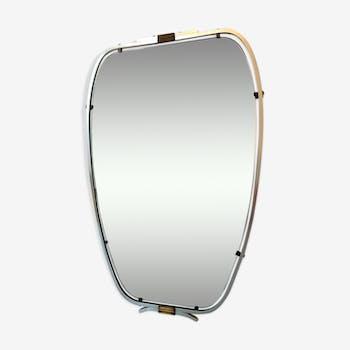Asymmetric mirror, modernist 195065x44cm