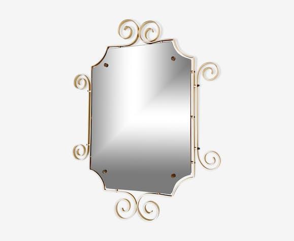 Miroir 1950 - 65,5x83cm