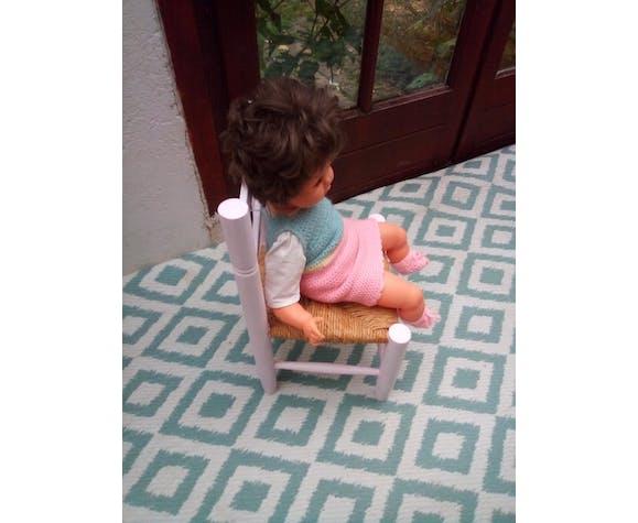 Chaise basse enfant