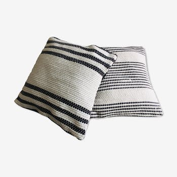 Berber cushion duo