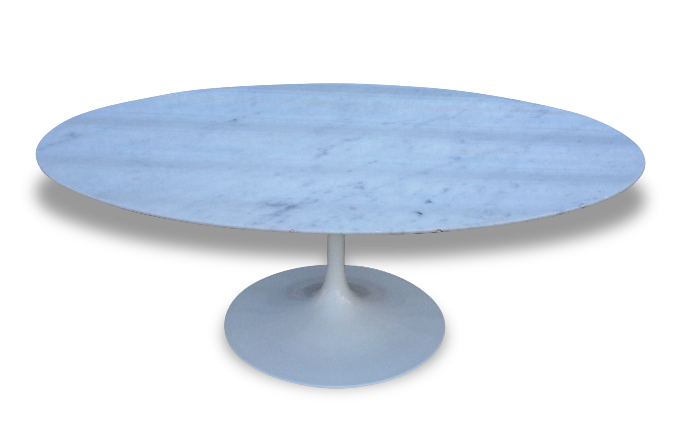 Cool of table basse knoll table et chaises for Table basse marbre