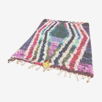 Carpet boucherouite 225x160cm