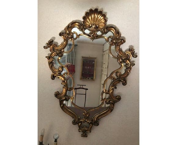 Miroir baroque italien 118x87cm