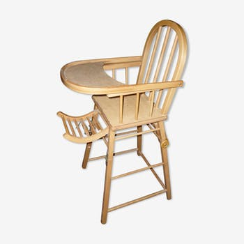 High Chair for Paris child