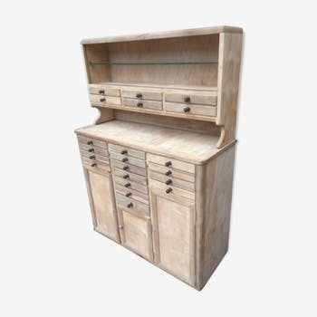 Dentist in drawers furniture