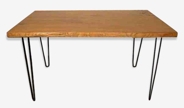 Table a manger - hairpin leg.