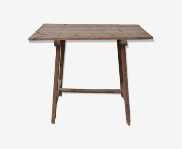 Table d'appoint en bois