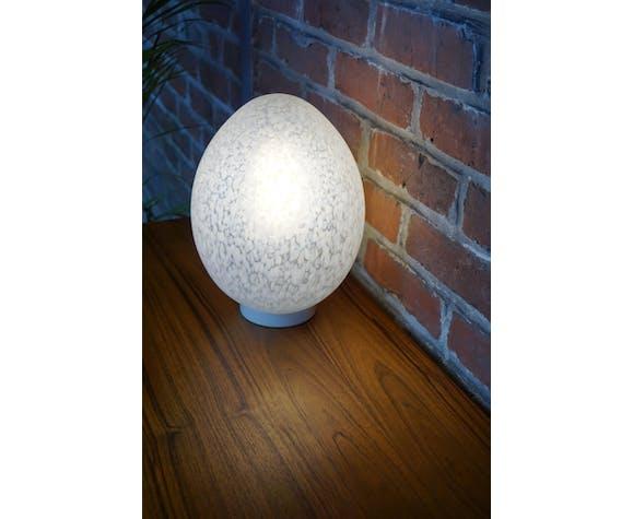 Lampe Uovo design Ben Swildens pour Fontana Arte