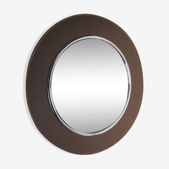 Miroirs vintage et anciens d 39 occasion for Miroir circulaire