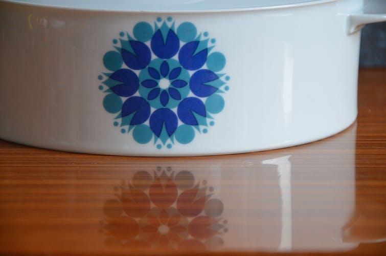 Soupière en porcelaine manufacture Thomas